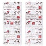 Wicked Chili Oasis 20 Stück Wasser Reiniger Tabletten für Waterrower Tank und Wasserrudergeräte,...