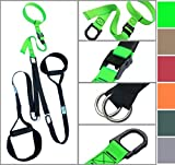 eaglefit Sling Trainer PROFESSIONAL - Schlingentrainer, Functional Training - (green)
