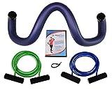 AktiFlex Schulterhilfe Optima Comfort-Set Schultertrainer gegen Schulterschmerzen und schlechter...