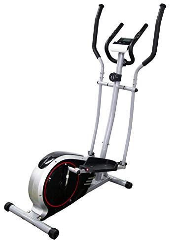 Winch Crosstrainer W.1 Easy, Ausdauertrainer mit Trainingscomputer und Handpulssensoren als Idealer...