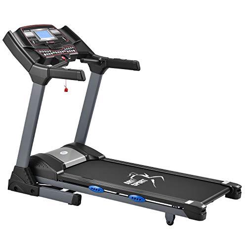 ArtSport Laufband Speedrunner 6000 elektrisch klappbar 22 km/h | 99 Programme | LCD Display | bis...