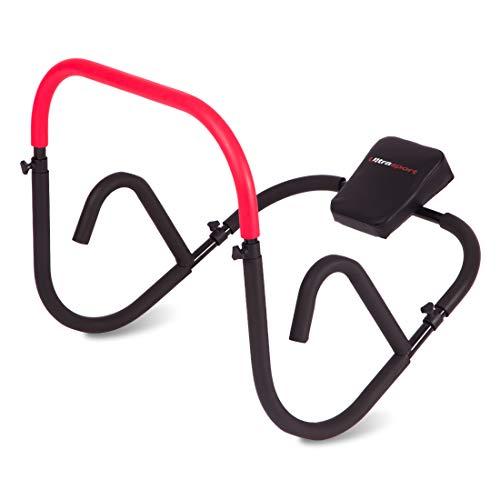 Ultrasport AB Trainer, ein Profi Bauchtrainer mit dem die Bauchmuskeln zu Hause intensiv trainiert...
