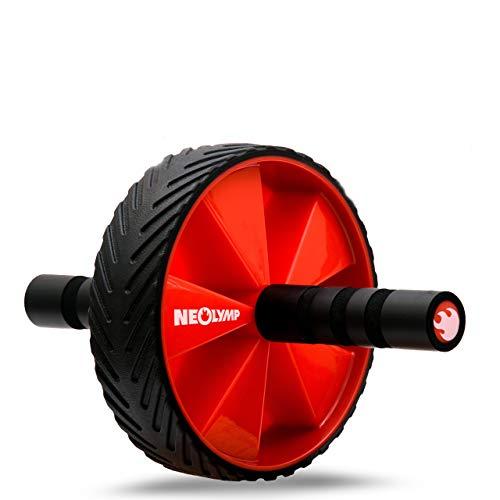 NEOLYMP Premium Bauchtrainer AB Roller + 5 Jahre Garantie | Sixpack Trainer | Bauchroller |...