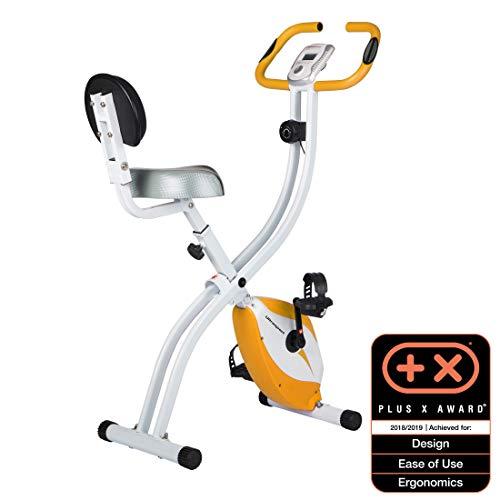 Ultrasport F-Bike 200B mit Rückenlehne, Orange