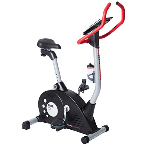 Ultrasport Heimtrainer Ergometer, Fitnessrad zur individuellen Förderung von Gesundheit und...