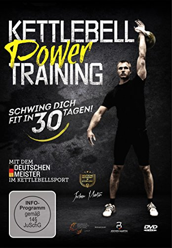 Sport Thieme DVD Kettlebell Power Training - Schwing Dich fit in 30 Tagen!