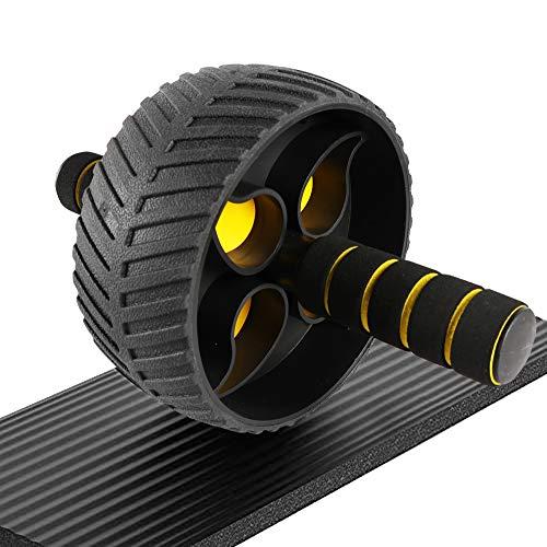Best Goods Bauchroller für Bauchmuskeltraining | Ab Roller, Ab Wheel, Abdominal Roller für...
