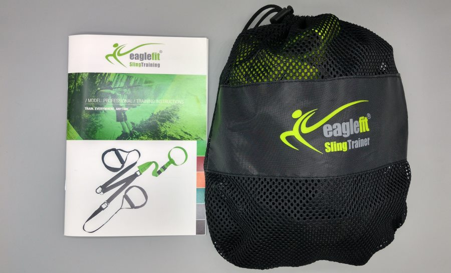 eaglefit® Sling Trainer PROFESSIONAL